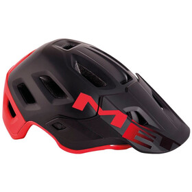 MET Roam MIPS Helmet matt black/red